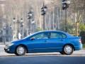 Caractéristiques techniques de Honda Civic VIII sedan