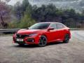Τεχνικές προδιαγραφές και οικονομία καυσίμου των αυτοκινήτων Honda Civic