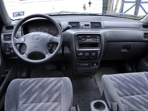 Технические характеристики о Honda CR-V (RD)