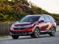 Fiche technique de la voiture et économie de carburant de Honda CR-V