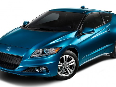 Technical specifications and characteristics for【Honda CR-Z】
