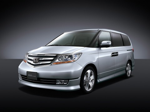 Technical specifications and characteristics for【Honda Elysion】