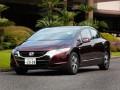 Fiche technique de la voiture et économie de carburant de Honda FCX Clarity