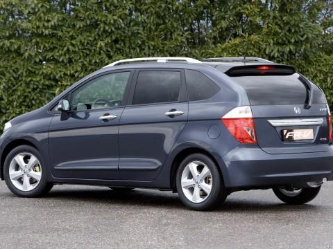 Technical specifications and characteristics for【Honda FR-V/Edix】