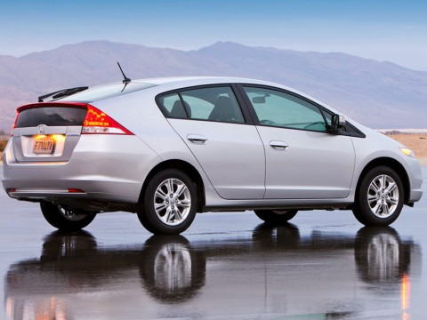 Technical specifications and characteristics for【Honda Insight II】