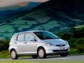 Technische Daten und Spezifikationen für Honda Jazz I