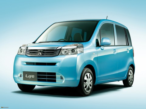 Technical specifications and characteristics for【Honda Life】