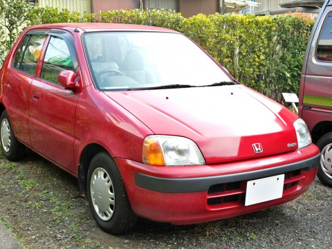 Technische Daten und Spezifikationen für Honda Logo (GA3)