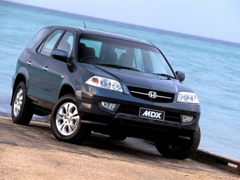Technical specifications and characteristics for【Honda MDX】