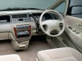 Technical specifications and characteristics for【Honda Odyssey I】