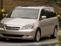 Technical specifications of the car and fuel economy of Honda Odyssey