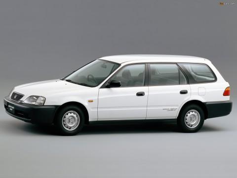 Технически характеристики за Honda Partner