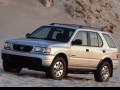 Technical specifications and characteristics for【Honda Passport】