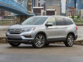 Technical specifications of the car and fuel economy of Honda Pilot