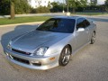 Technical specifications of the car and fuel economy of Honda Prelude