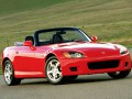 Technical specifications and characteristics for【Honda S2000】