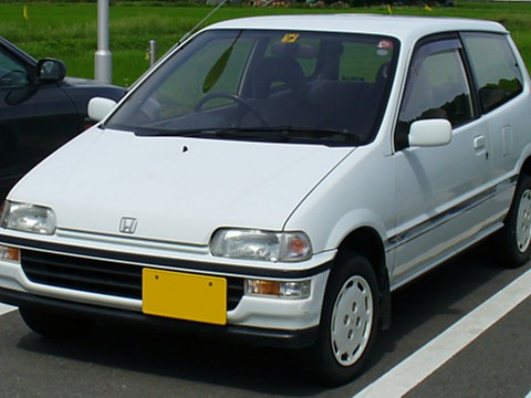 Technical specifications and characteristics for【Honda Today】