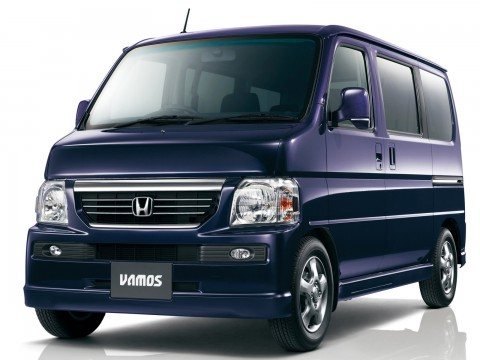 Technical specifications and characteristics for【Honda Vamos (HM1)】