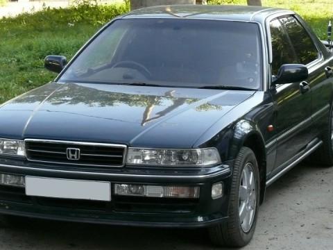 Honda Vigor (CB5) teknik özellikleri