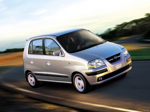 Technical specifications and characteristics for【Hyundai Atos Prime】