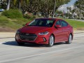 Technical specifications of the car and fuel economy of Hyundai Elantra