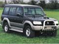 Fiche technique de la voiture et économie de carburant de Hyundai Galloper