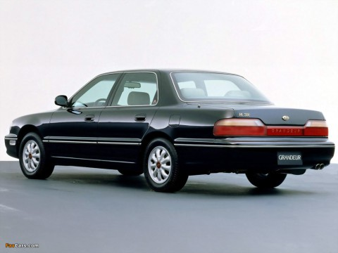 Technical specifications and characteristics for【Hyundai Grandeur II】