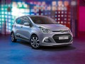 Technical specifications of the car and fuel economy of Hyundai i10