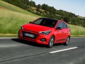 Technical specifications of the car and fuel economy of Hyundai i20