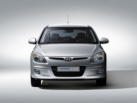Technical specifications and characteristics for【Hyundai i30】