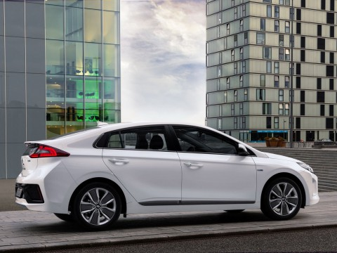 Technical specifications and characteristics for【Hyundai IONIQ】