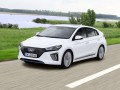 Technical specifications of the car and fuel economy of Hyundai IONIQ