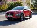 Technical specifications and characteristics for【Hyundai Kona I】
