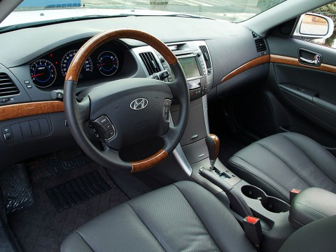 Technical specifications and characteristics for【Hyundai NF】