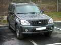 Fiche technique de la voiture et économie de carburant de Hyundai Terracan