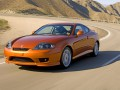 Technical specifications of the car and fuel economy of Hyundai Tiburon