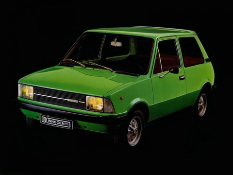 Technical specifications and characteristics for【Innocenti Mini】