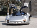 Technical specifications of the car and fuel economy of Isdera Commendatore
