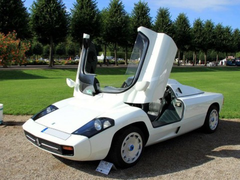 Technical specifications and characteristics for【Isdera Spyder】