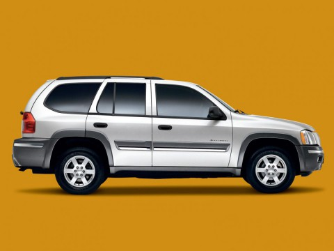 Technical specifications and characteristics for【Isuzu Ascender】