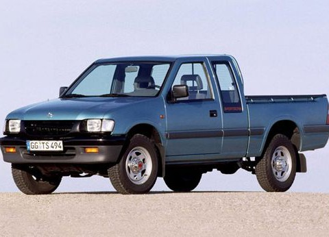 Technical specifications and characteristics for【Isuzu Campo】