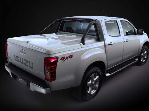 Technical specifications and characteristics for【Isuzu D-Max】