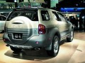 Technical specifications and characteristics for【Isuzu VehiCross】