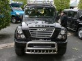Technical specifications and characteristics for【Iveco Massif 4x4】