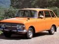 Fiche technique de la voiture et économie de carburant de Izh 2125