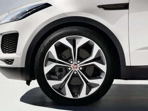 Technical specifications and characteristics for【Jaguar E-Pace】