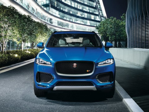 Technical specifications and characteristics for【Jaguar F-Pace】