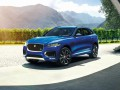 Technical specifications of the car and fuel economy of Jaguar F-Pace