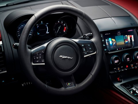 Technical specifications and characteristics for【Jaguar F-Type】