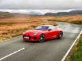 Technical specifications of the car and fuel economy of Jaguar F-Type